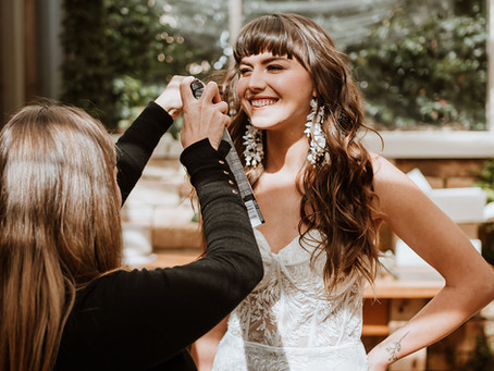How To Select A Bridal Hairstylist