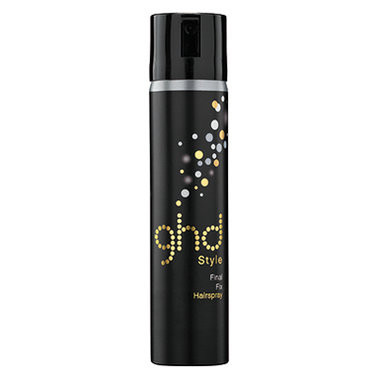 GHD Final Fix Hairspray - Hair Blog Product Review