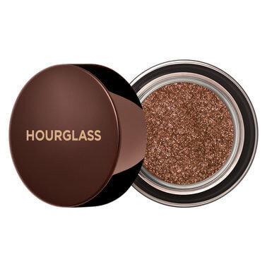 Hourglass Scattered Lights Glitter Eyeshadows - Makeup Review