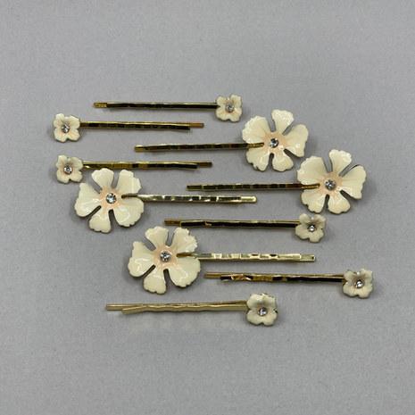 Meadow Flower Bridal Hair Pins Set