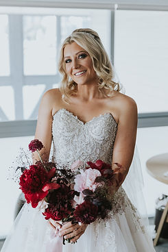 Mobile Sydney Hairstylist - Bridal hair