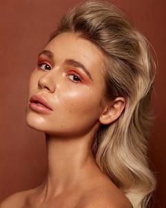 Photographer: Carlo Fernandes Makeup: Krishelle Cameron Jane Makeup Design Hair: Jodie Day Model: Dominique