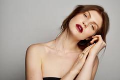 Photographer: Carlo Fernandes Makeup: Bobbi  Cameron Jane Makeup Design Hair: Jodie Day Model: Em Meades