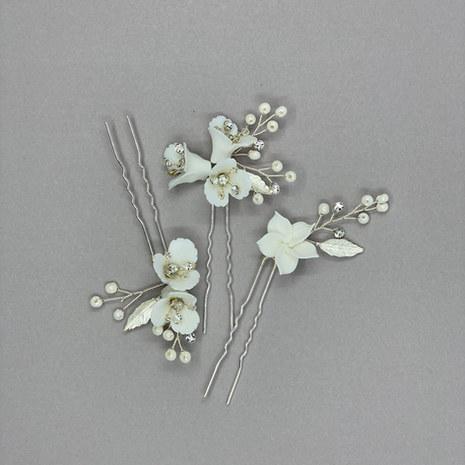 Ava Bridal Hair Pins Set
