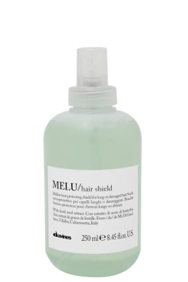 Davines MELU Heat Protecting Hair Shield - Hair Product Review