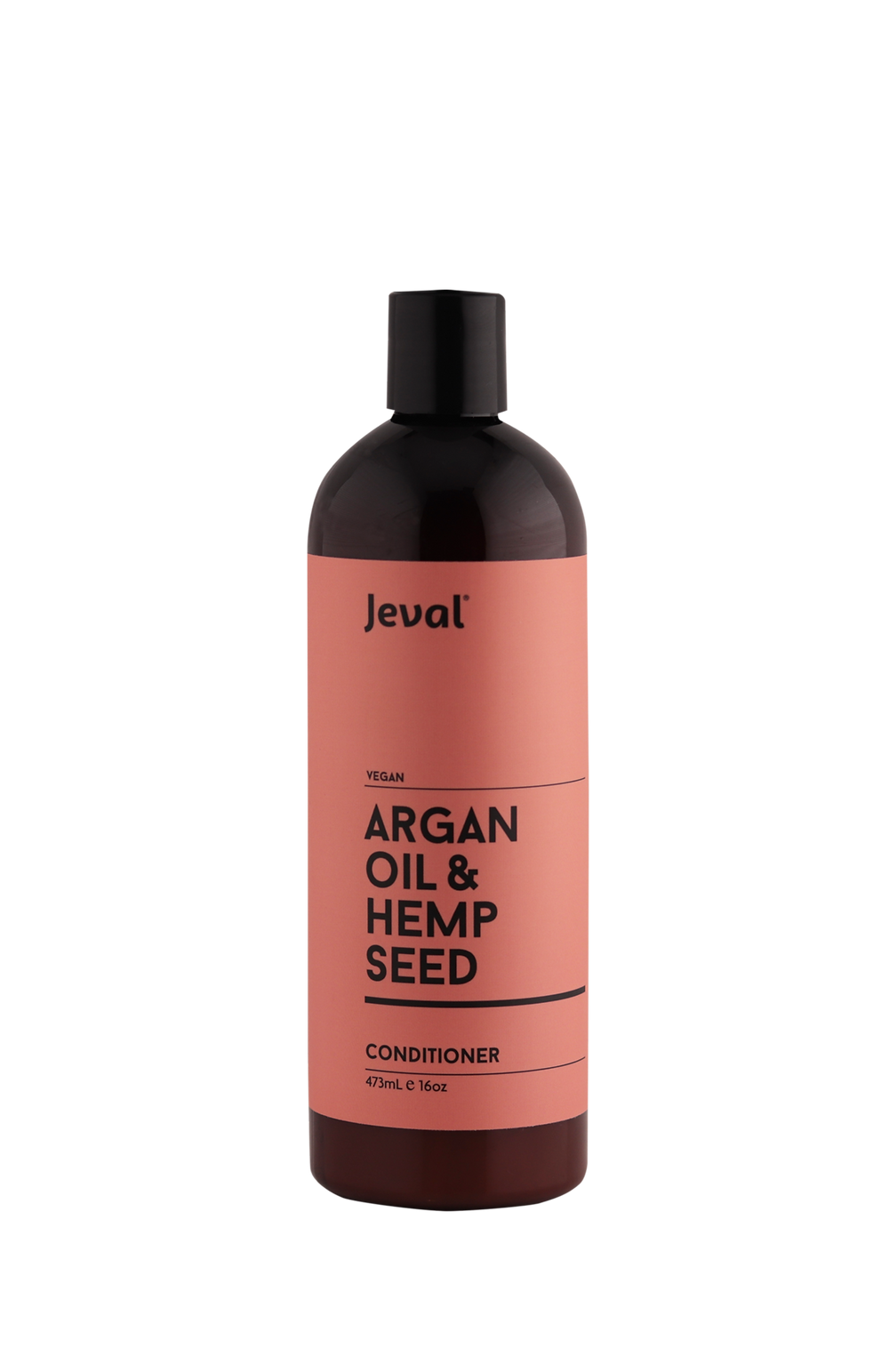 Jeval Infusions Argan oil and Hemp Seed Conditioner - Beautiful Hair - BEAU MANE