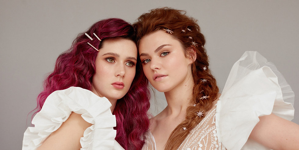 Pearl Hair Clips - Star Hair Pins - Wedding Hair Accessories Australia - JODIE DAY.jpg