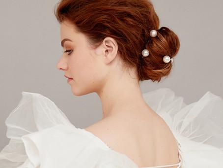 Decorative Pearl Bobby Pins for Bridal Hair