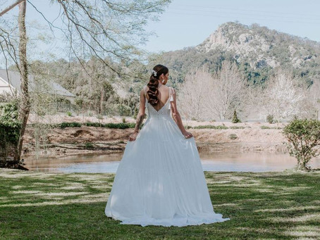 The Foxglove Gardens Tilba Tilba Wedding Collaboration