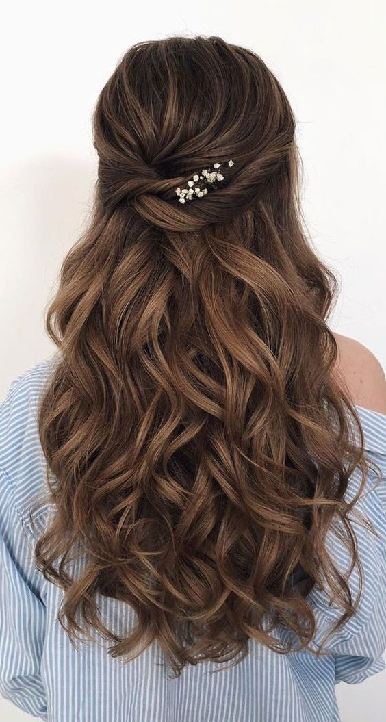 Hair Extensions For Bridal Hair - Wedding Hairstyles - Bridal Hairstylist