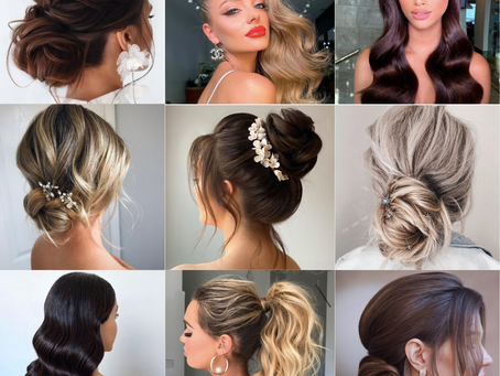Accounts To Follow On Instagram For Wedding Hair Inspiration