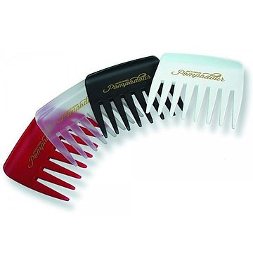 Jack Dean Pompadour Hair Comb - Great for Brushing out Bridal Waves on the go