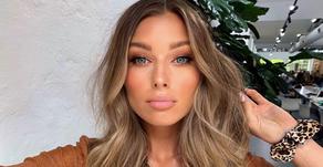 BABE ALERT! Dusanka Šarić shares her healthy hair routine
