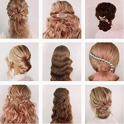 Wedding Hair - Bridal Hair Stylist - JOD