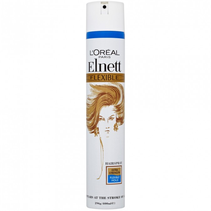 L'ORÉAL PARIS  - Elnett Flexible Hold Hairspray