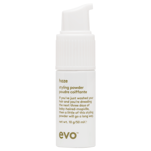 evo haze styling powder - Hair Product Review