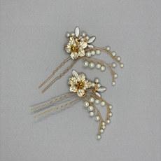 Ivy Bridal Hair Pins