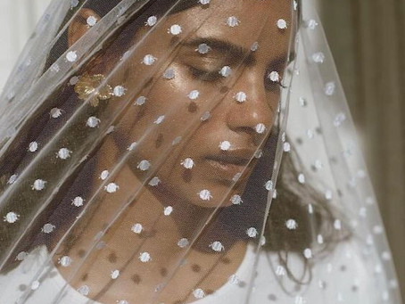 Different Types And Lengths of Bridal Veils