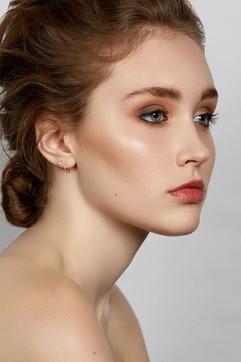 Photographer: Carlo Fernandes Makeup: Chloe Ashton Cameron Jane Makeup Design Hair: Jodie Day