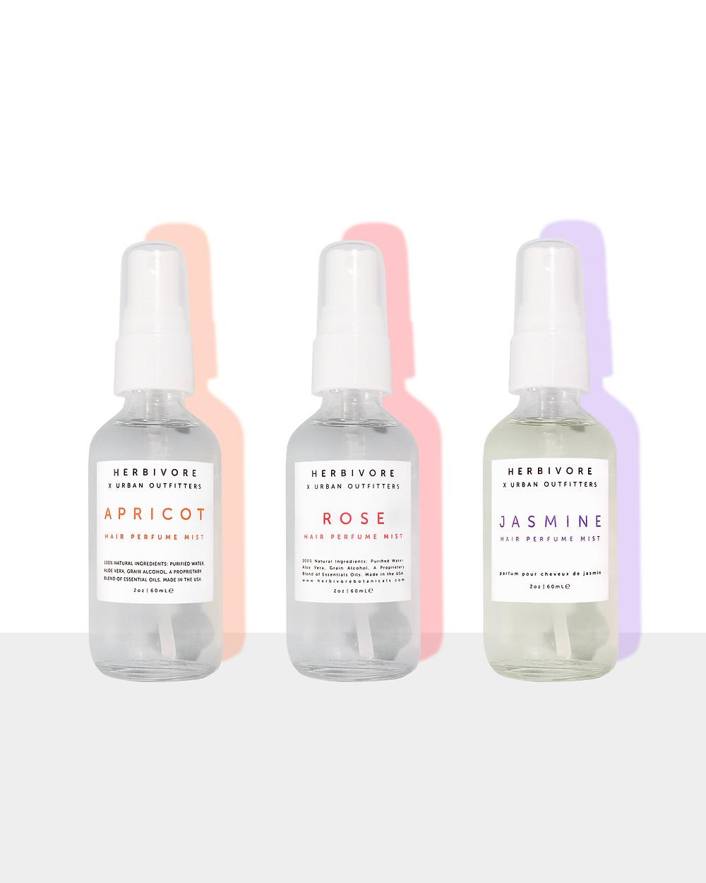 Herbivore Hair Mist  - Bridal Hair - Hair Perfume