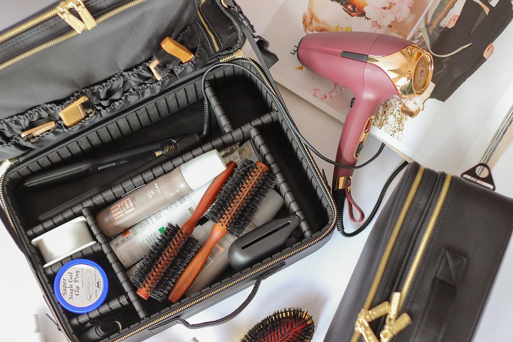 Professional Hairstyling Kit Bag - K-SET by Keiren Street