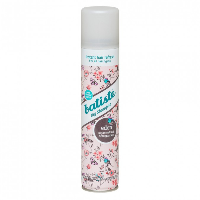 Batiste Eden Dry Shampoo - Beautiful Hair - Beau Mane