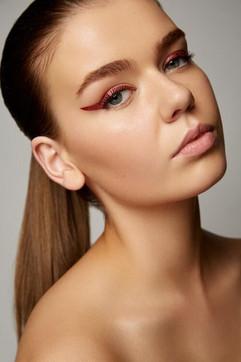 Photographer: Carlo Fernandes Makeup: Avali  Cameron Jane Makeup Design Hair: Jodie Day Model: Chadwicks