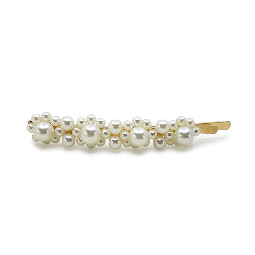 Cluster Pearl Hair Pin - Wedding Hair Pins - JODIE DAY