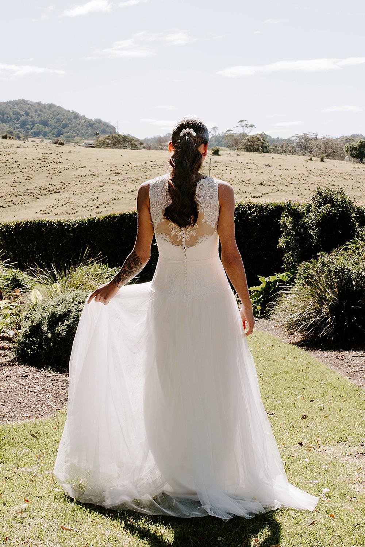 Tilba Tilba Weddings - Bridal Hairdresser - Jodie Day