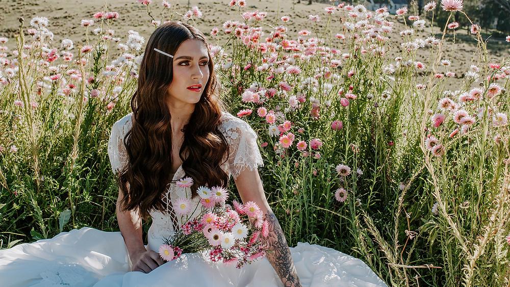 Sapphire Coast - Mountain View Farm - Tilba Tilba - Wedding Hairstylist - Jodie Day