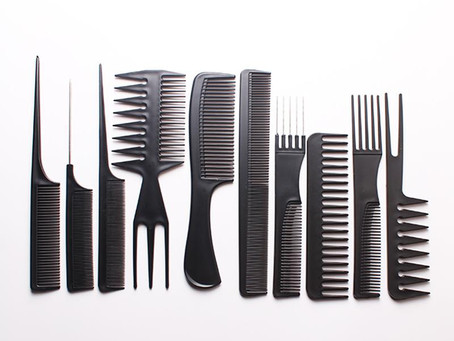 5 Hair Combs and Their Uses for Styling Hair