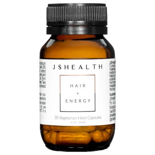 JSHealth Vitamins for Hair and Energy - Hair Care Blog