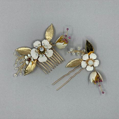 Celine Bridal Hair Piece Set