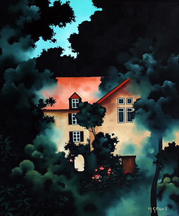 La Maison dans les Arbres