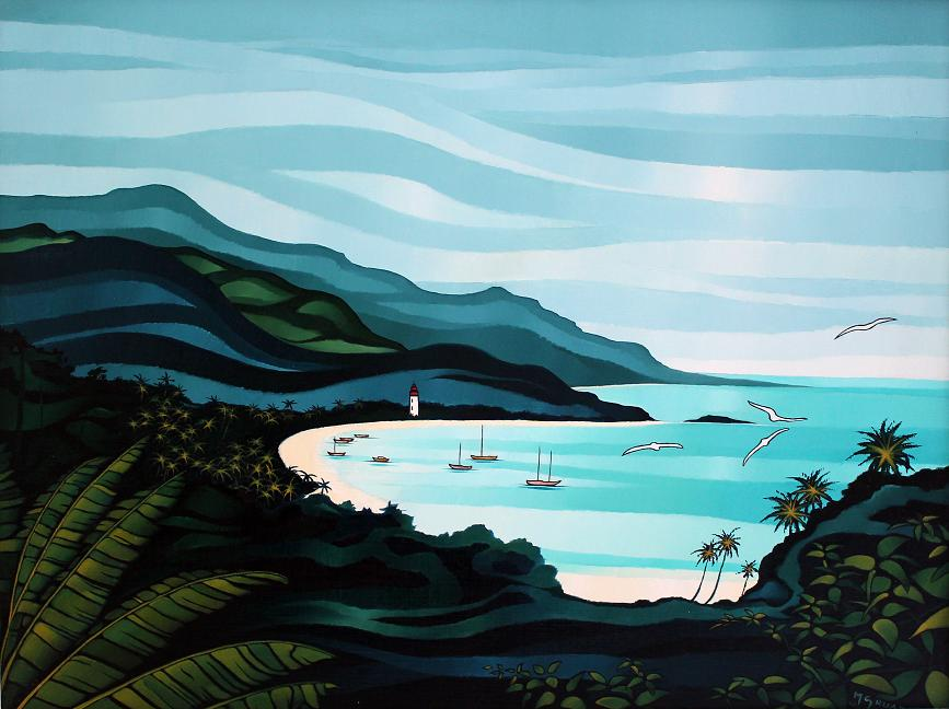 Antilles 2014