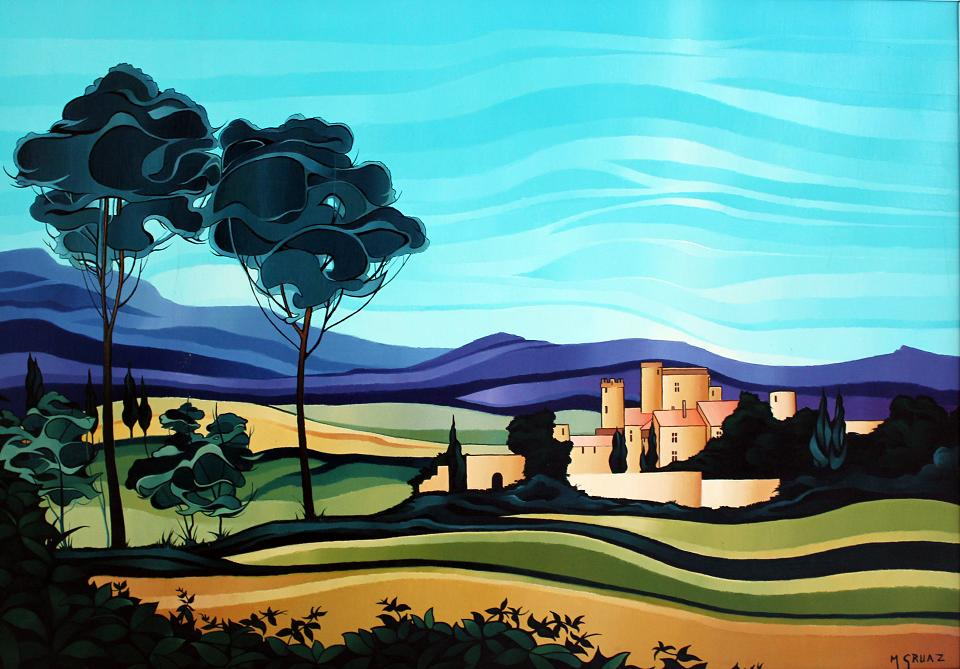 Provence 1950