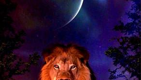 8/8 - kl 15:15 Nymåne i Løven og åpning av Lions Gate.