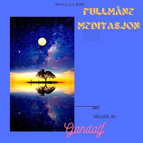 Fullmåne meditasjon