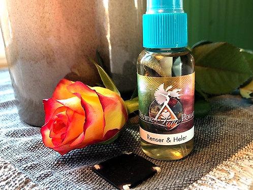 Chakrae Spray