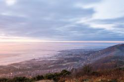 Morning Fog - Malvern