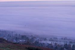 Morning Cloud Inversion