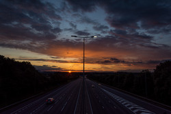 M5 Sunset