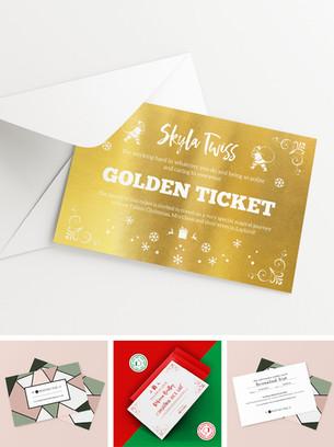 Tickets & Gift Vouchers