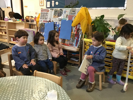 Another successful Montessori evening held at Casa Montessori
