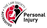 Accreditation Personal Injury colour jpe