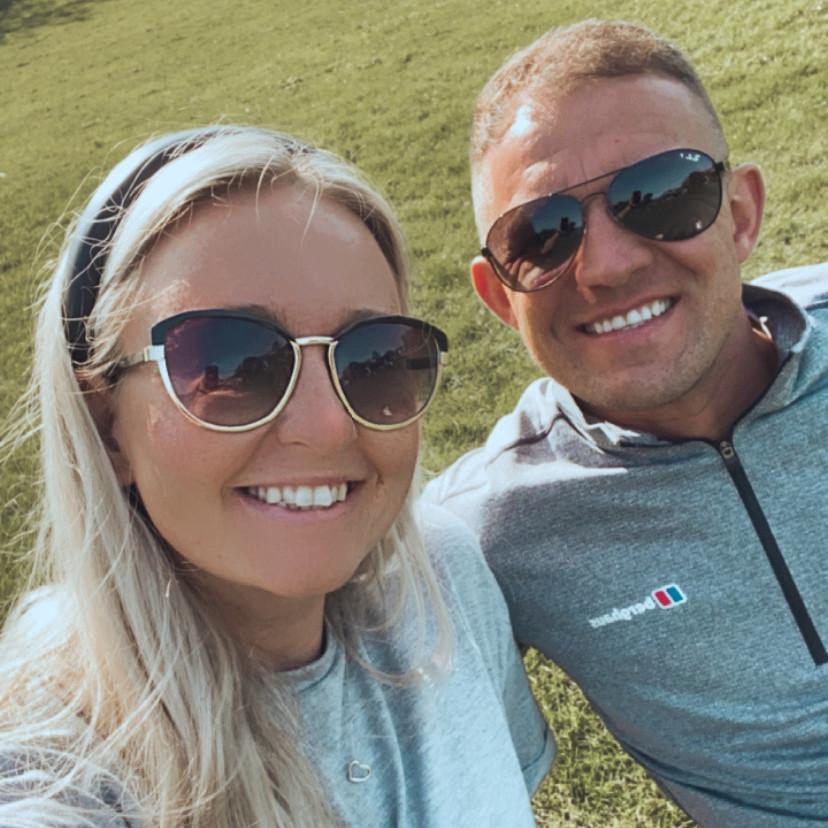 Ashley and Ryan - The Bespoke Foil Company