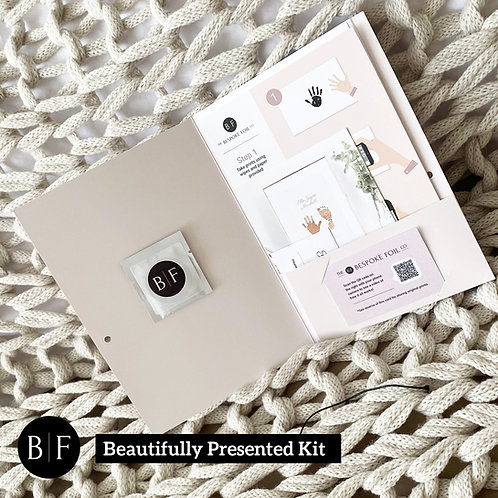 Gifting Edition | Foil Hand & Footprint Kit