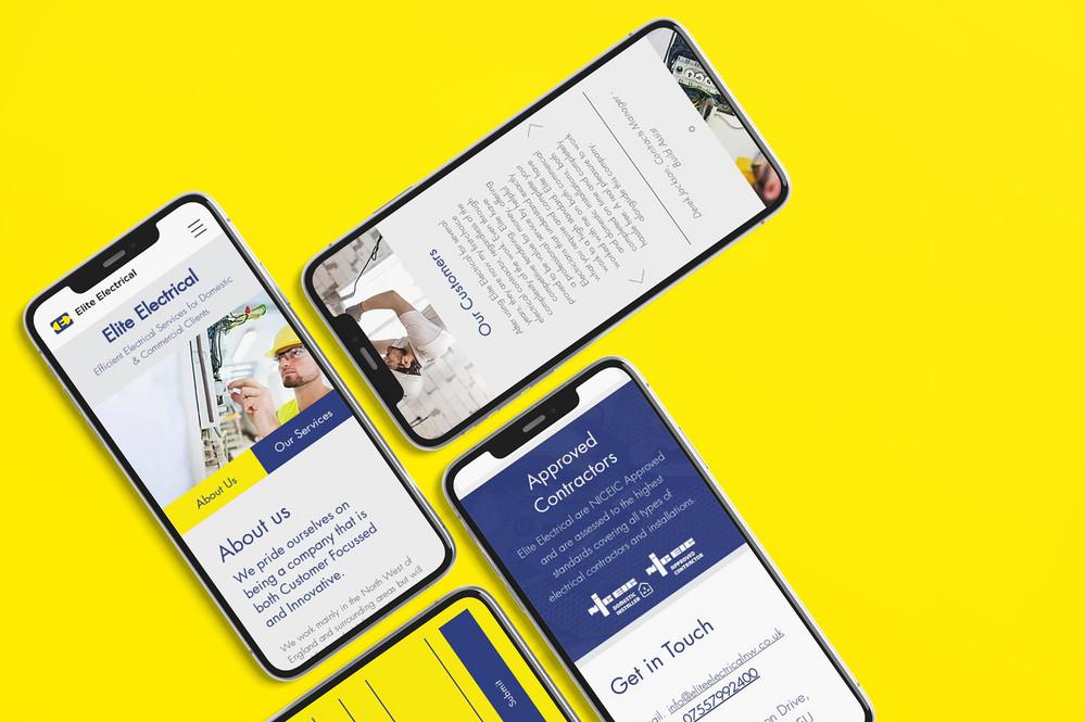yellow-big-screen--web-app-4-screens-eli