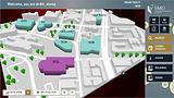 SMU Digital Directory Wayfinder 3D Mobile Wayfinder