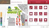 Jurong Point Digital Directory Wayfinder 3D Mobile Wayfinder